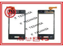 Тачскрин LG E425 Optimus L3 II Черный ОРИГИНАЛ