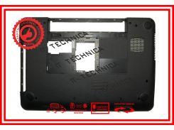 Нижняя часть (корыто) DELL Inspiron 15R N5110 M5110 Черный