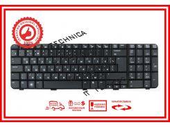 Клавиатура HP Presario CQ71, G71 черная RU/US
