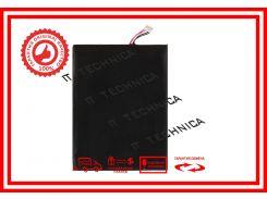 Батарея для планшета 3.7V 90x67mm 5p 3550mAh BL195