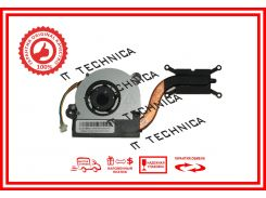 Вентилятор + радиатор ASUS VivoBook S200E оригинал