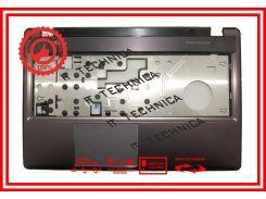 Крышка клавиатуры (топкейс) Lenovo Z580 Brown