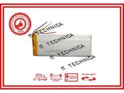 Батарея для планшета 3,7V 140x50x3mm 3pin mAh