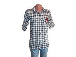 Рубашка в клетку Диана