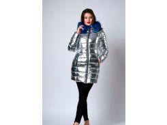 Зимняя женская молодежная куртка Фрейя