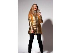 Зимняя женская молодежная куртка Марго с мехом