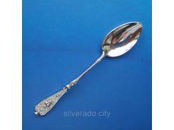 Серебряная подарочная ложка, 11 грамм