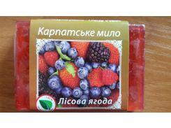 Карпатське мило - лісова ягода