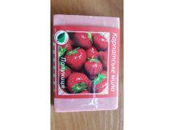 Карпатське мило - полуниця