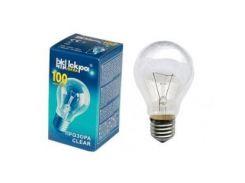 Электрическая лампа накаливания ИСКРА А55 (100Вт), в индивидуальной упаковке