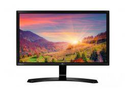 21,5''TFT, LG 22MP58D-P LED IPS (5ms, VGA, DVI) Black