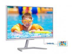 23,6''TFT, PHILIPS 246E7QDSW/00 LED PLS (5ms, VGA, DVI, HDMI) White