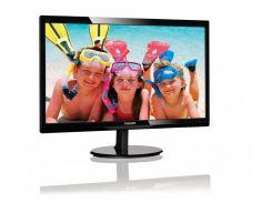 24''TFT, PHILIPS 246V5LHAB/00 LED (5ms, VGA, HDMI, колонки) Black
