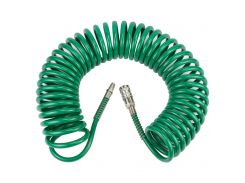 Шланг спиральный полиуретановый 10м 6.5×10мм Refine (7012171)