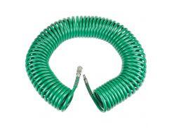 Шланг спиральный полиуретановый 20м 8×12мм Refine 7012291