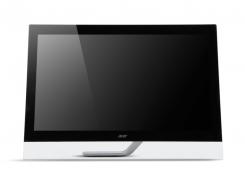 27''TFT, ACER T272HLBMJJZ LED VA Touchscreen (5ms, VGA, HDMI, USB, колонки) Black