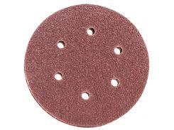 Шлифовальный круг 6 отверстий Ø150мм P40 (10шт) Sigma (9122231)