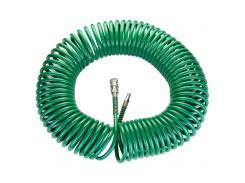 Шланг спиральный полиуретановый (PU) 20м 6.5×10мм Refine (7012191)