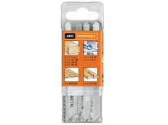 AEG 4932373494 Набір полотен для лобзикових пилок AEG