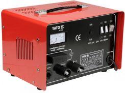 YATO Пуско-заряд. пристрій 12/24V 25А 350Ah
