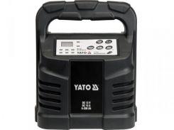 YATO Зарядний прилад  12V 15А 6-200Ah