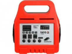 YATO Зарядний прилад YATO 6/12V 8А 5-200Ah
