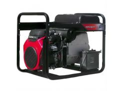 AGT 14503 HSBE R16  Генератор 13,5 /8кВА, 400/230 В, 0,8/1, Honda GX630,18,08/24,6 к.с., 688 см3, 16 л, 115 кг