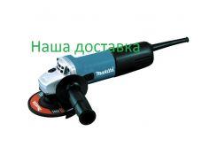 Болгарка угловая шлифовальная машина УШМ Makita 9557 HNG