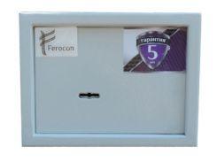 Мебельный сейф ТМ Ferocon БС-15К.7035