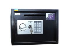 Мебельный сейф Ferocon БС-25Д.9005
