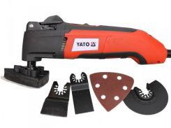 Багатофункційний ручний мережевий інструмент YATO (реноватор), W = 300 Вт