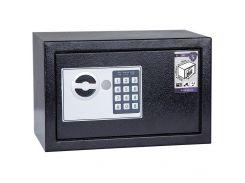 Мебельный сейф Ferocon БС-20Е.9005, электронный замок, 310х200х200, 4.4 кг