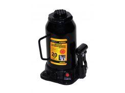 Sigma 2т H 181-345мм  домкрат гидравлический бутылочный (кейс)
