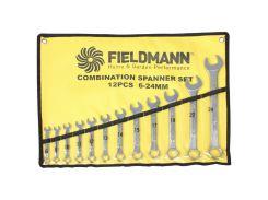 Fieldmann FDN 1010 Комбiнованi ключи  комплект