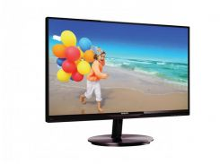 21,5''TFT, PHILIPS 224E5QHSB/01 LED IPS (5ms, VGA, HDMI) Black