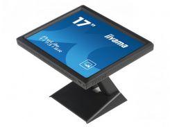 17''TFT, IIYAMA T1731SR-B1 Touchscreen (5ms, VGA, DVI) Black