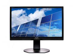 21,5''TFT, PHILIPS 221B6QPYEB/00 LED IPS (5ms, VGA, DVI, DP, USB, колонки) Black