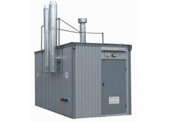 Твердотопливная котельня (БТК) Котлофф КМ-2-100-Б/К-100 WSU, 100 кВт