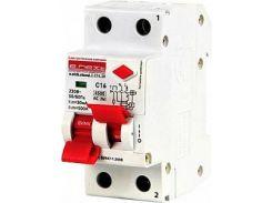 P0620007 Выключатель дифференциального тока, 2р, 25А, C, 30мА с разделенной рукояткой