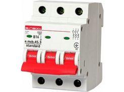Автоматический выключатель E.Next s002031/16А