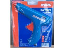 Клеевой пистолет 11,2мм, 100W, 220В Miol 73-055