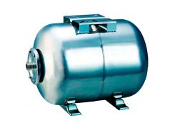 Гидроаккумулятор горизонтальный 50л (нерж) aquatica 779112