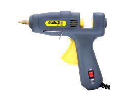 Пистолет термоклеевой с выключателем Ø11,2мм 100Вт sigma 2721101