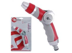 Пистолет-распылитель для полива с плавной регулировкой потока воды. LUXURY Intertool GE-0018