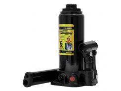 Домкрат гидравлический бутылочный 5т H 216-413мм sigma 6101051
