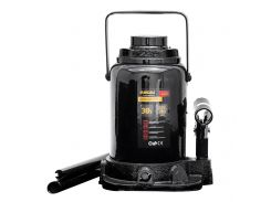 Домкрат гидравлический бутылочный mid 30т H 230-360мм sigma 6105301