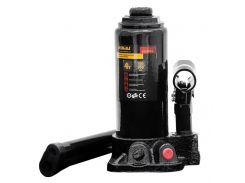 Домкрат гидравлический бутылочный mid 4т H 180-350мм sigma 6105041