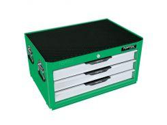 Ящик с инструментом TOPTUL (Pro-Line) 3 секции 104 ед. GCAZ0013