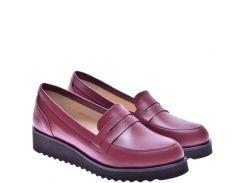 Женские туфли For Style 1006бордо