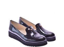 Женские туфли For Style 1008лак